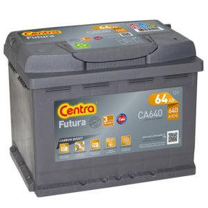 Akumulatory Centra - osobowe